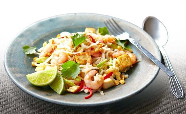 El plato nacional de Tailandia