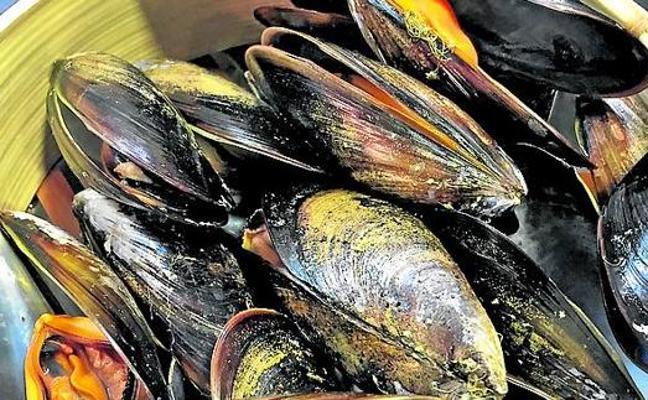 Frutos del mar cada día de la semana