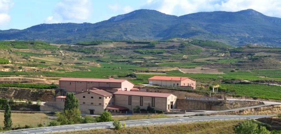 Grandes vinos riojanos de Carlos Moro