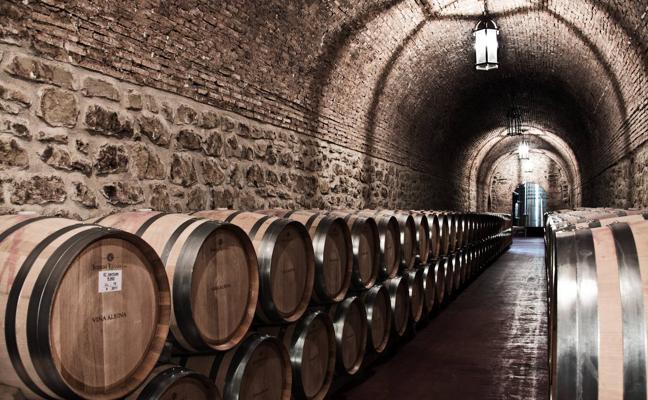 Bodegas Riojanas, tres siglos de vino