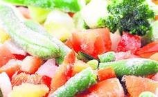 Alimentos conservados en frío con congelación o ultracongelación