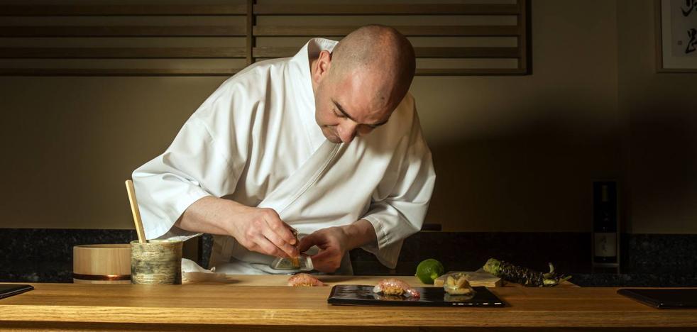 «La implacable desnudez» de Kiro Sushi merece un sol en la Guía Repsol