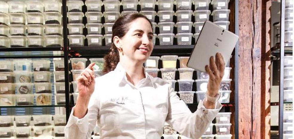 Gastronomía en Femenino otorga su primer premio a Elena Arzak