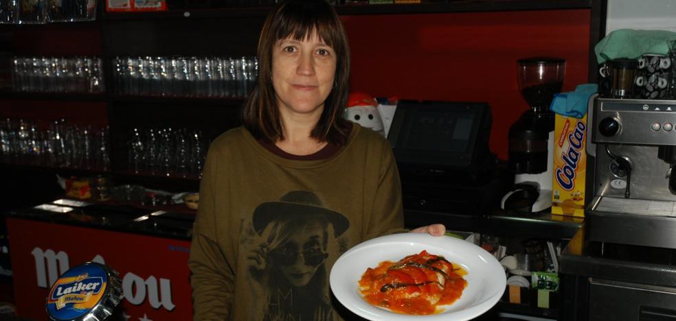 Esmerala Arnedo: «El bacalao, de un día para otro, tiene mejor sabor»