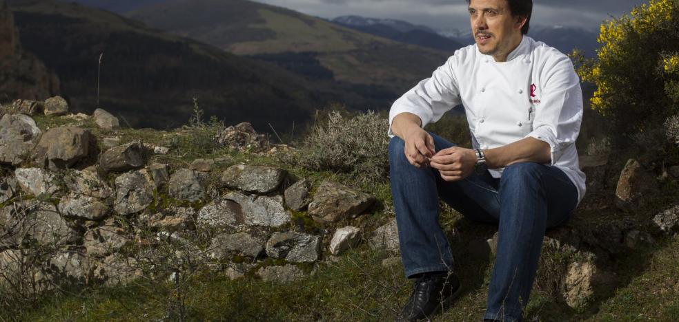 «La tradición es la fuente donde más ha bebido mi cocina y donde soy feliz»
