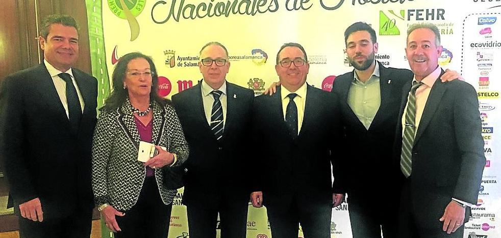 El Café Moderno recoge el Premio Nacional de Hostelería