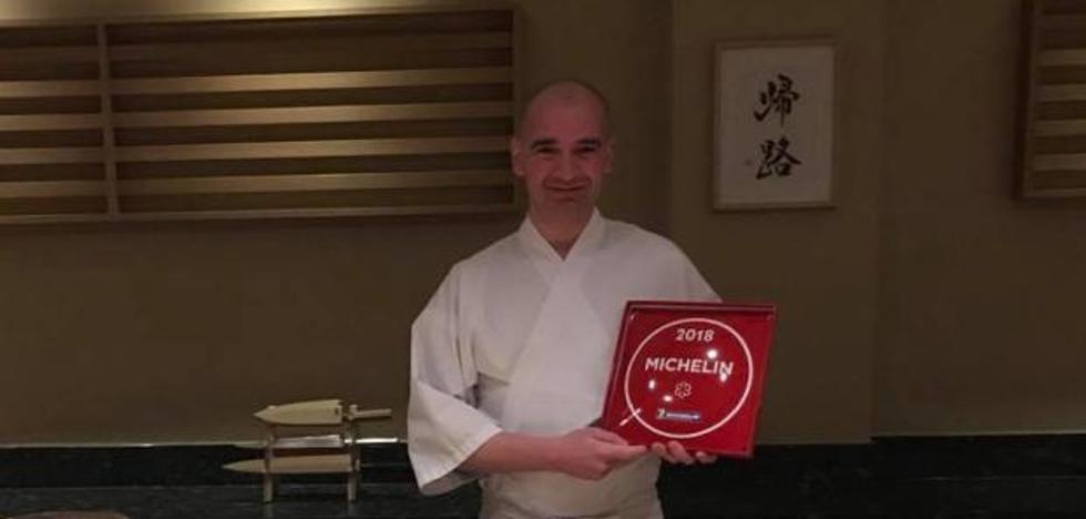 Cuando un 'japonés' de Alfaro colgó la primera estrella en Logroño