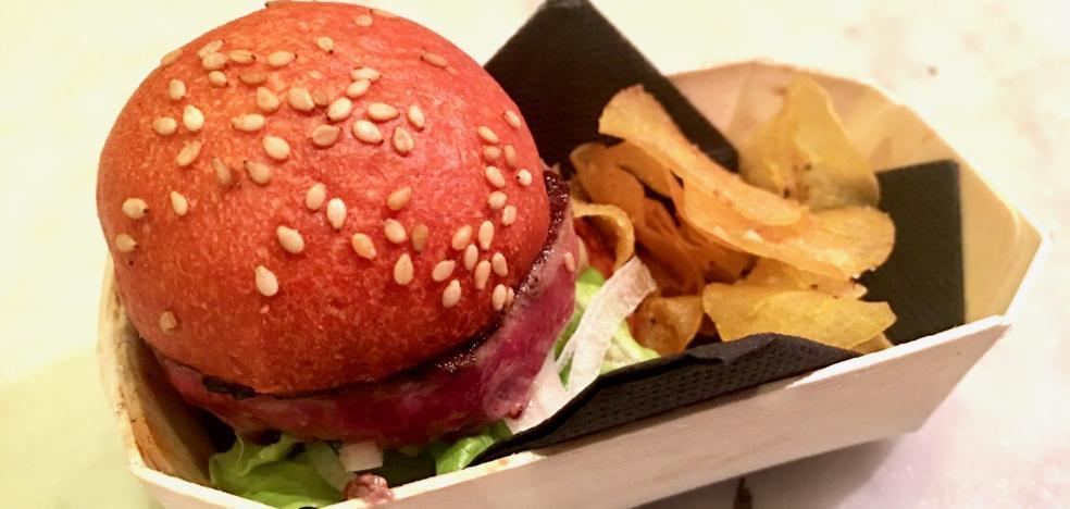 El kobe gana espacio desde las hamburguesas