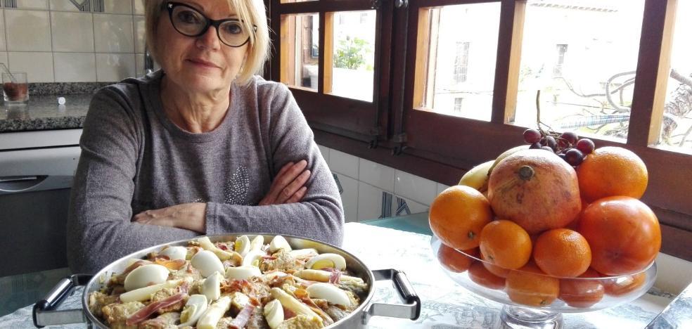 «En la cocina hay que tener paciencia, buen producto y emoción»