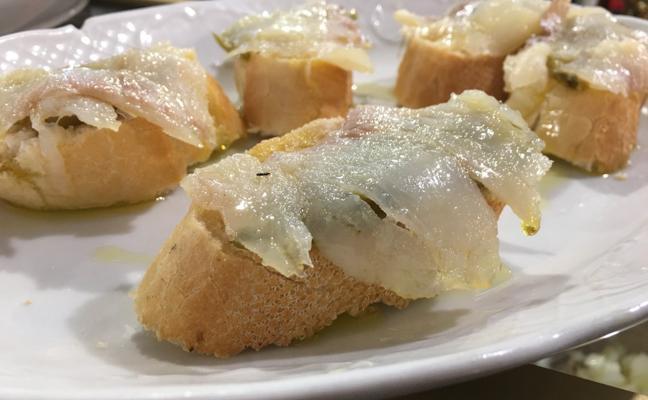 Delicias de bacalao en Rodezno