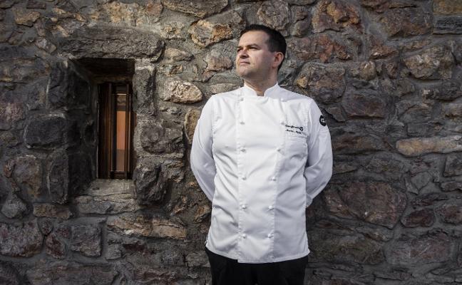 Marcos Morán y la mirada asturiana a la cocina