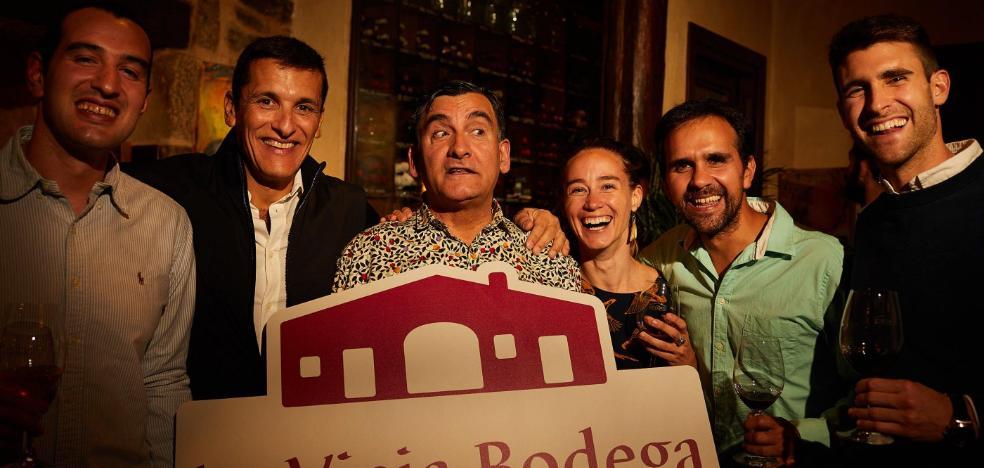 La Vieja Bodega celebra la vida