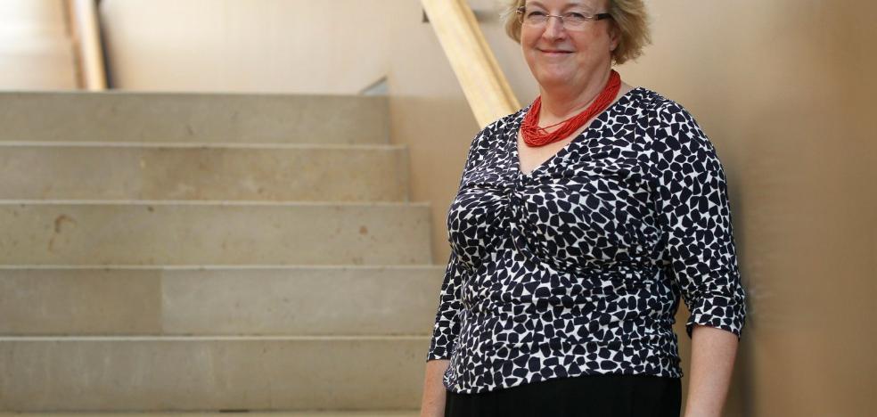 La Master of Wine Sarah Jane Evans será la 'maquinista' de la cata