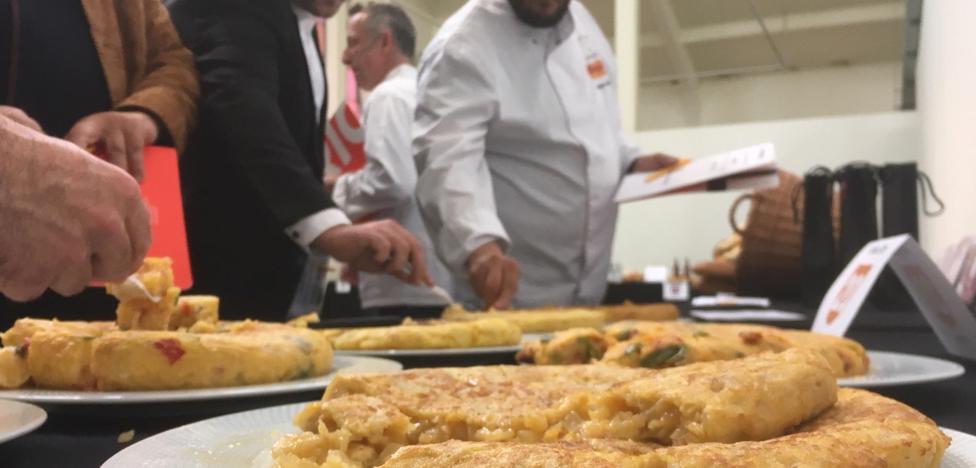 Serenella y Némesis tienen las mejores tortillas de Logroño