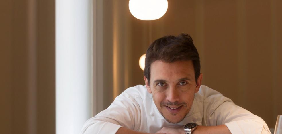 Paniego llevará su cocina en verano al Hotel María Cristina de San Sebastián