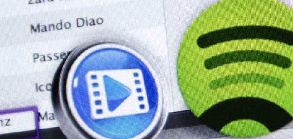 Los éxitos de Spotify podrían ser solo para usuarios premium