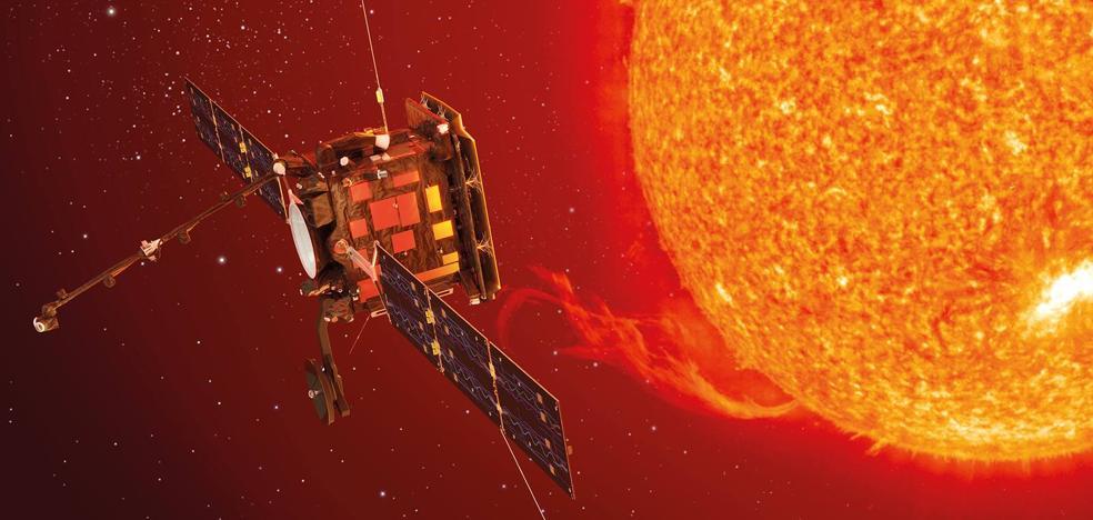 La misión Solar Orbiter ayudará a hacer más segura la vida en la Tierra