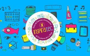 Inspiratec reunirá el jueves a 54 equipos de jóvenes inventores de La Rioja
