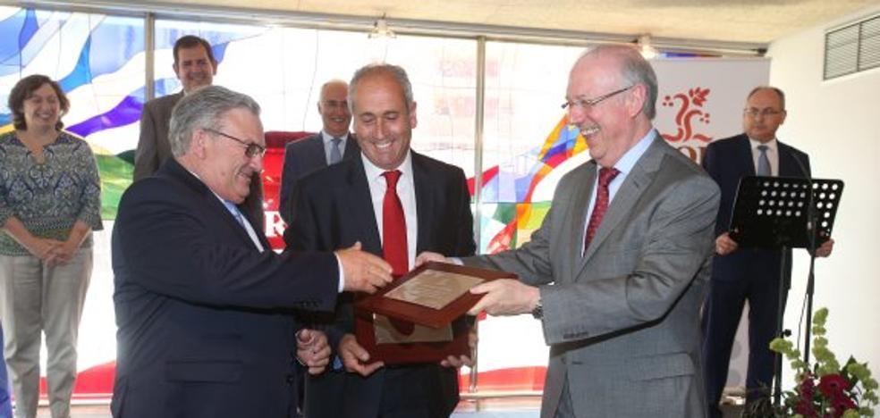 Salamero: «Rioja es una marca, un derecho económico, y la defenderemos hasta el final»