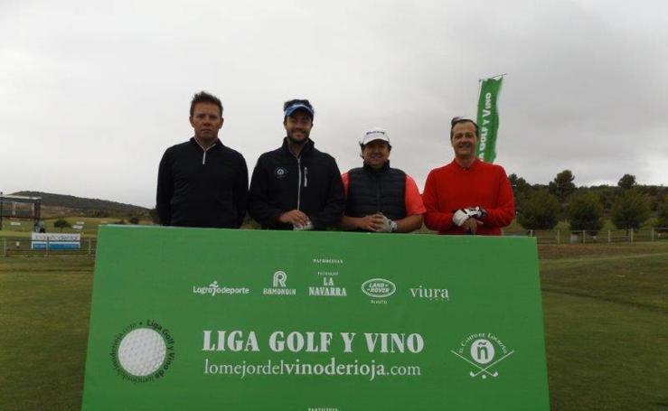 Torneo Finca Valpiedra (Salida)