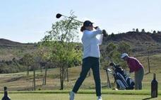 Gran día de golf en La Grajera