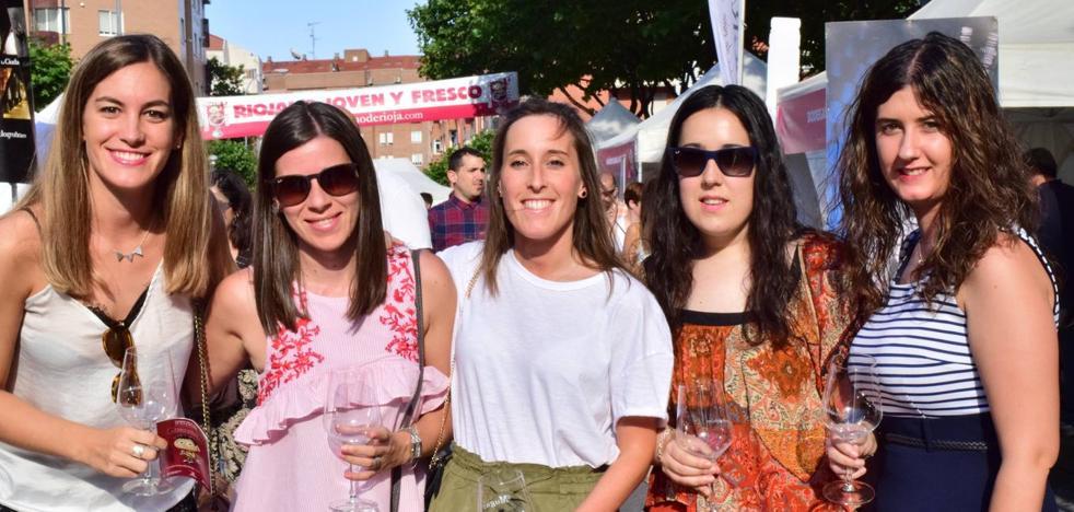 Este viernes, cita con el Rioja en Logroño