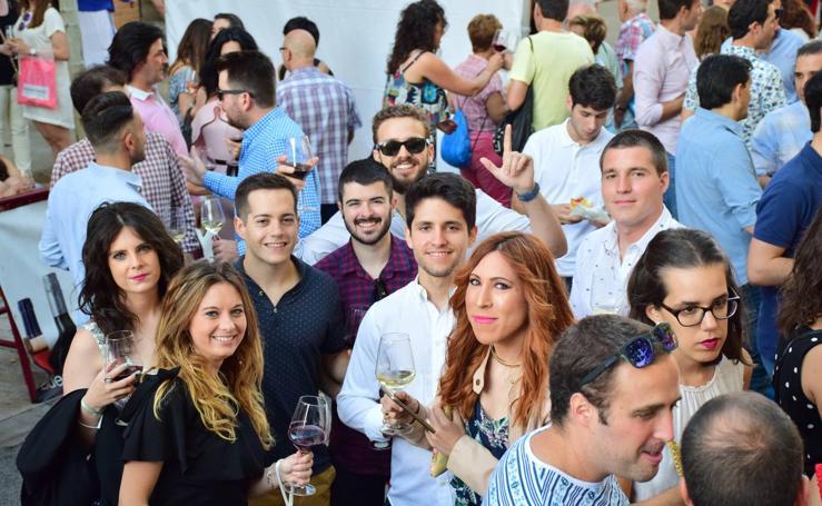 Despedida exitosa del Riojano Joven y Fresco (III)