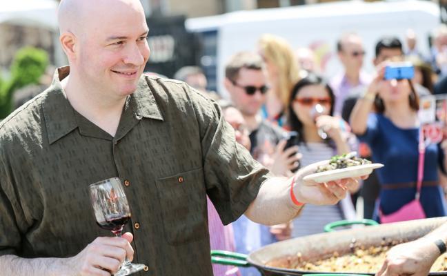 El Rioja apuesta por aumentar su valor en Alemania con vino, tapas y música