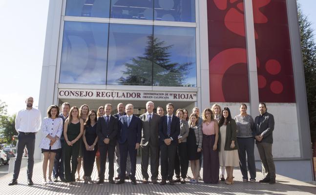 Convención anual de las agencias de promoción internacional de Rioja