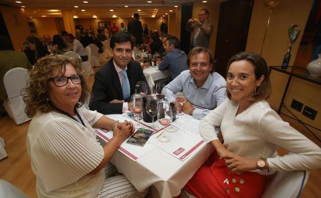 El equipo de Gamarra, UNIR, CERMI y TVR vence la Cata Capital