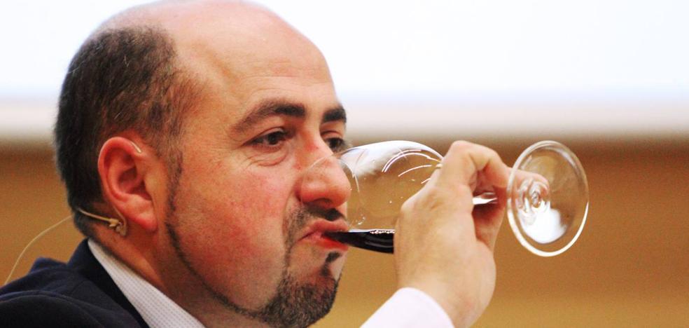 Carlos Echapresto, Premio Nacional de Gastronomía como mejor sumiller