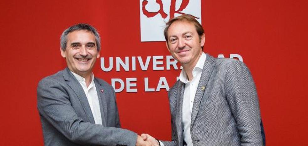 Vivanco y la UR estrechan lazos