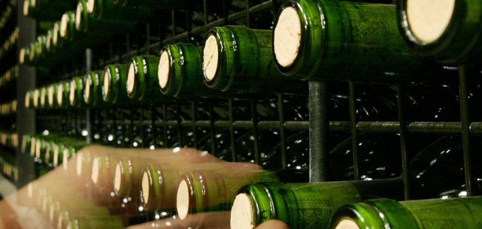 Grupo Rioja prevé un «relevante incremento» del precio de los vinos embotellados