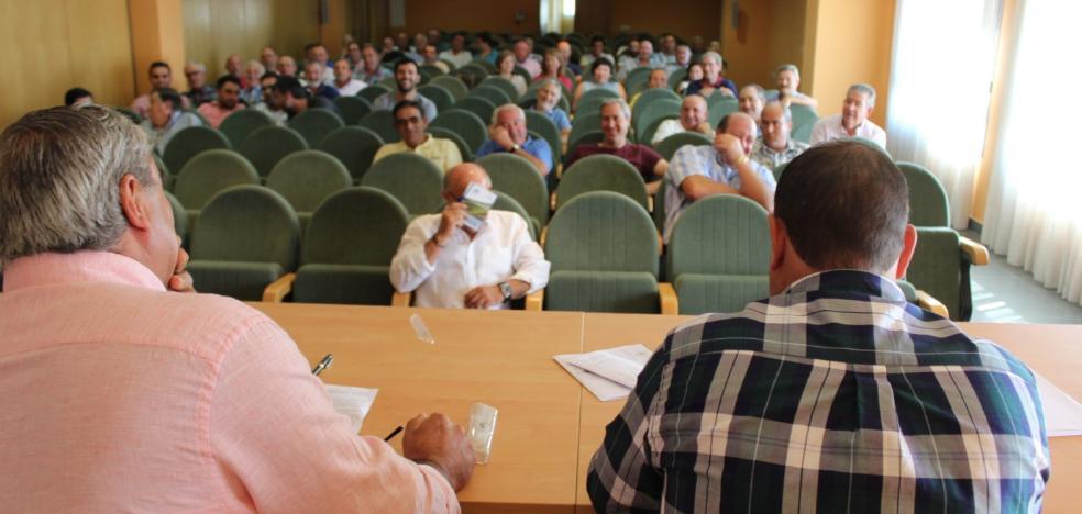 Viticultores de La Rioja Alta crean mañana su propia asociación para defender sus intereses