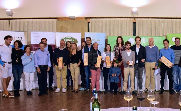 Torneo Marqués de Riscal (premios)