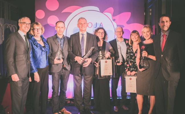 El Rioja reconoce y premia a sus mejores colaboradores en Reino Unido
