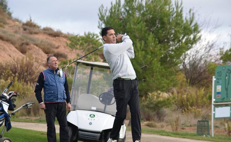 Torneo final de la Liga de Golf y Vino