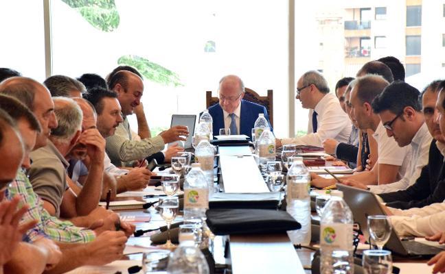 Abra amenaza con reactivar Viñedos de Álava apenas tres meses después de firmar la 'paz'