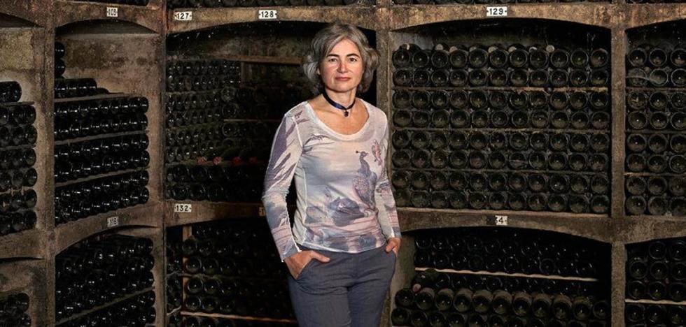 María José López de Heredia, de Viña Tondonia, premio 'Personaje Fuera de Serie de Enología' para Expansión
