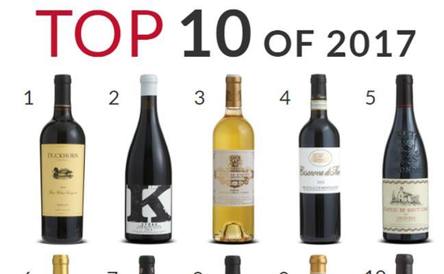 Solo dos vinos riojanos entre los 100 mejores para Wine Spectator