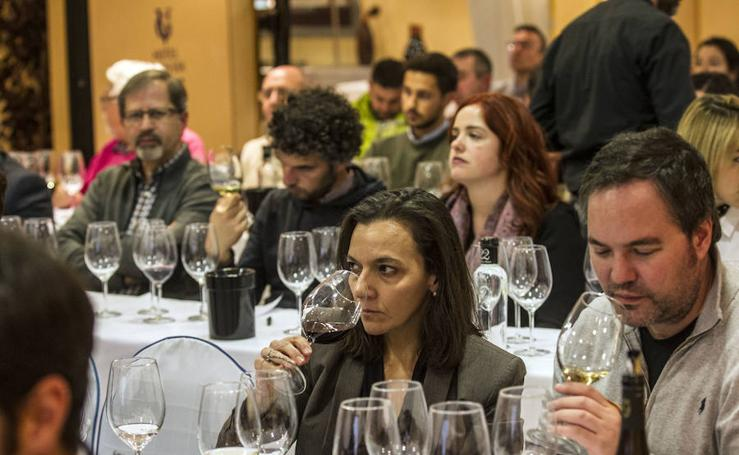 Cata con bodegas Carlos Moro