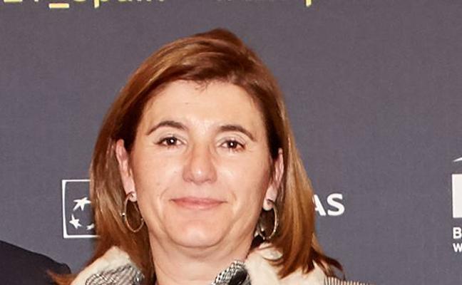 La presidenta del Grupo Faustino, candidata al premio Emprendedor del Año