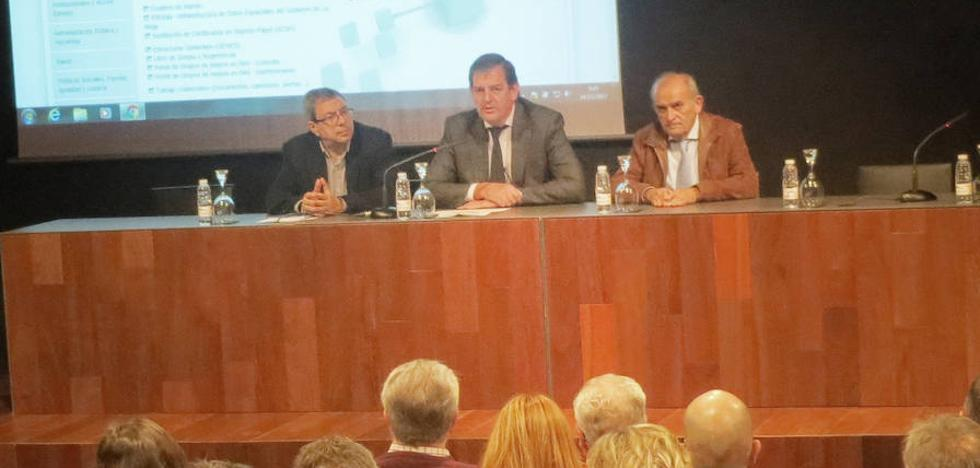 Íñigo Nagore inaugura la X Jornada del Instituto de Ciencias de la Vid y el Vino