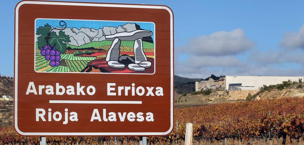 El Gobierno vasco, contra el AVE Miranda-Logroño por Rioja Alavesa