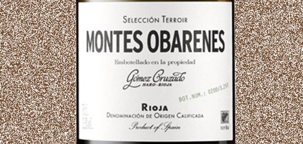 La App Vivino selecciona a 'Montes Obaranes Selección Terroir' entre los 10 mejores blancos de Rioja