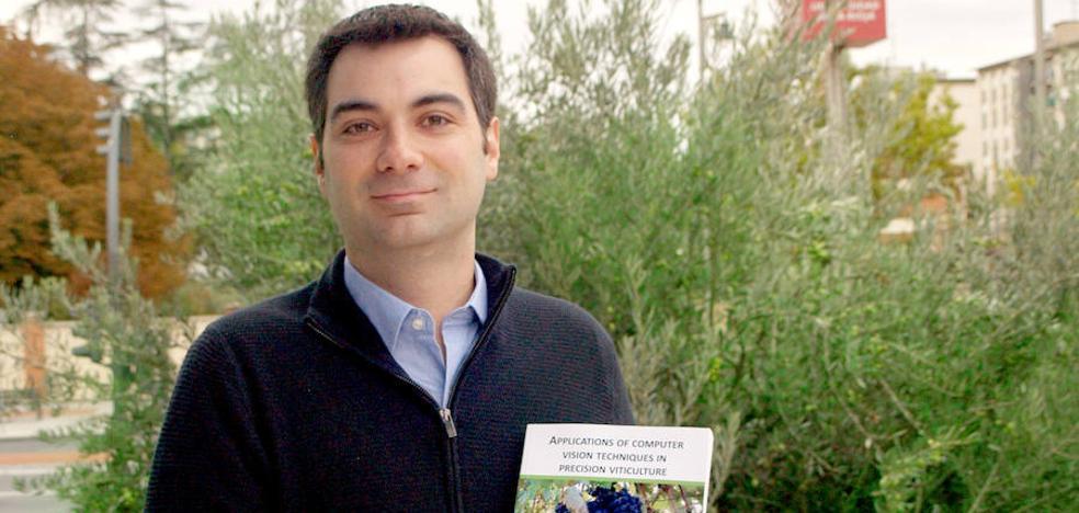Una tesis analiza el impacto de las nuevas tecnologías en la mejora de la uva