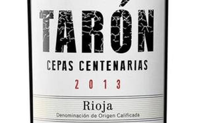 Añada 2013 del Tarón Cepas Centenarias