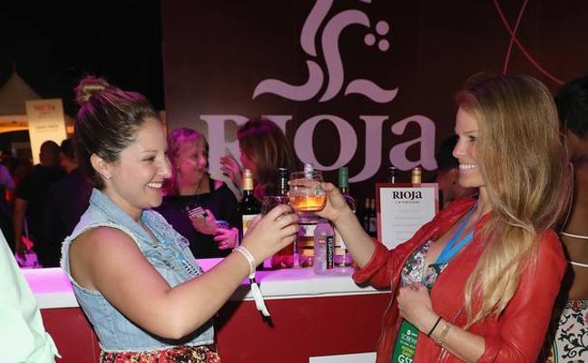 Miami se bebe más de 6.000 copas de Rioja
