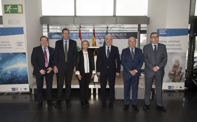 Importadores de Europa, América y Asia participan en la VI Misión Inversa de Vino