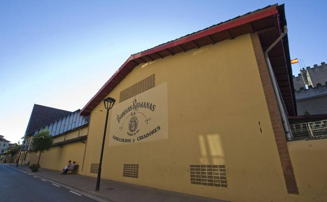 Bodegas Riojanas ganó 355.000 euros en 2017